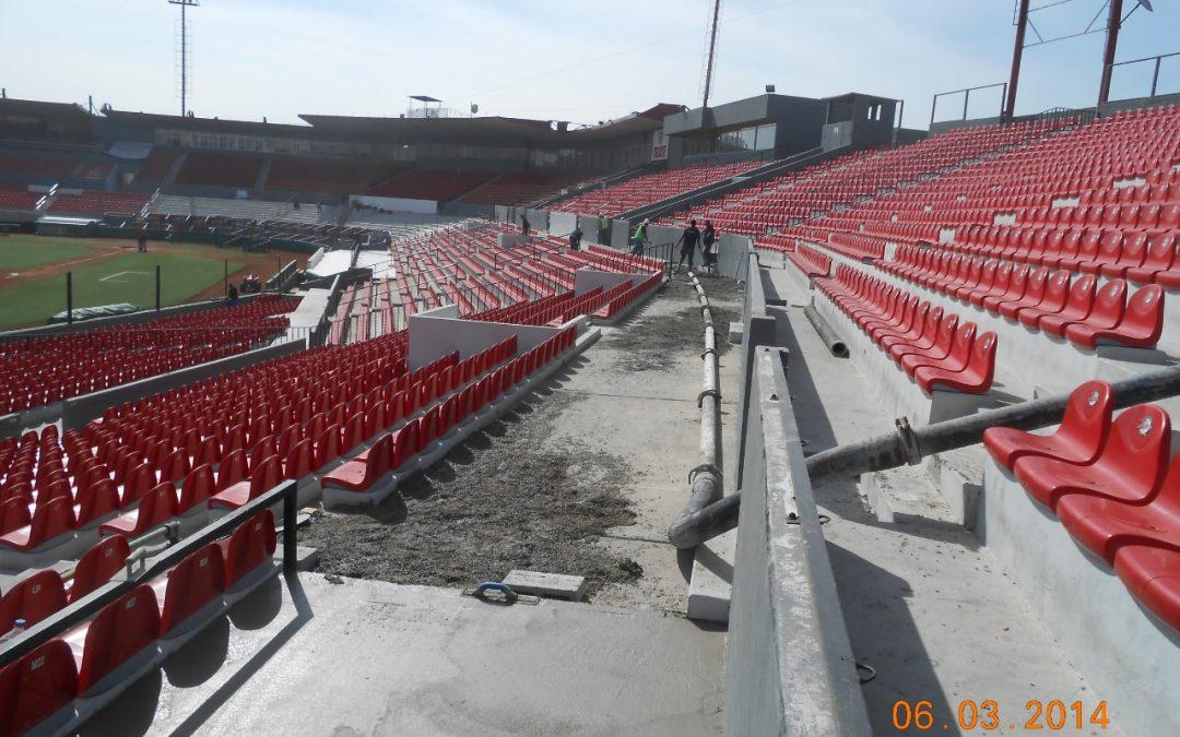 Colados en el Estadio Toros de Tijuana