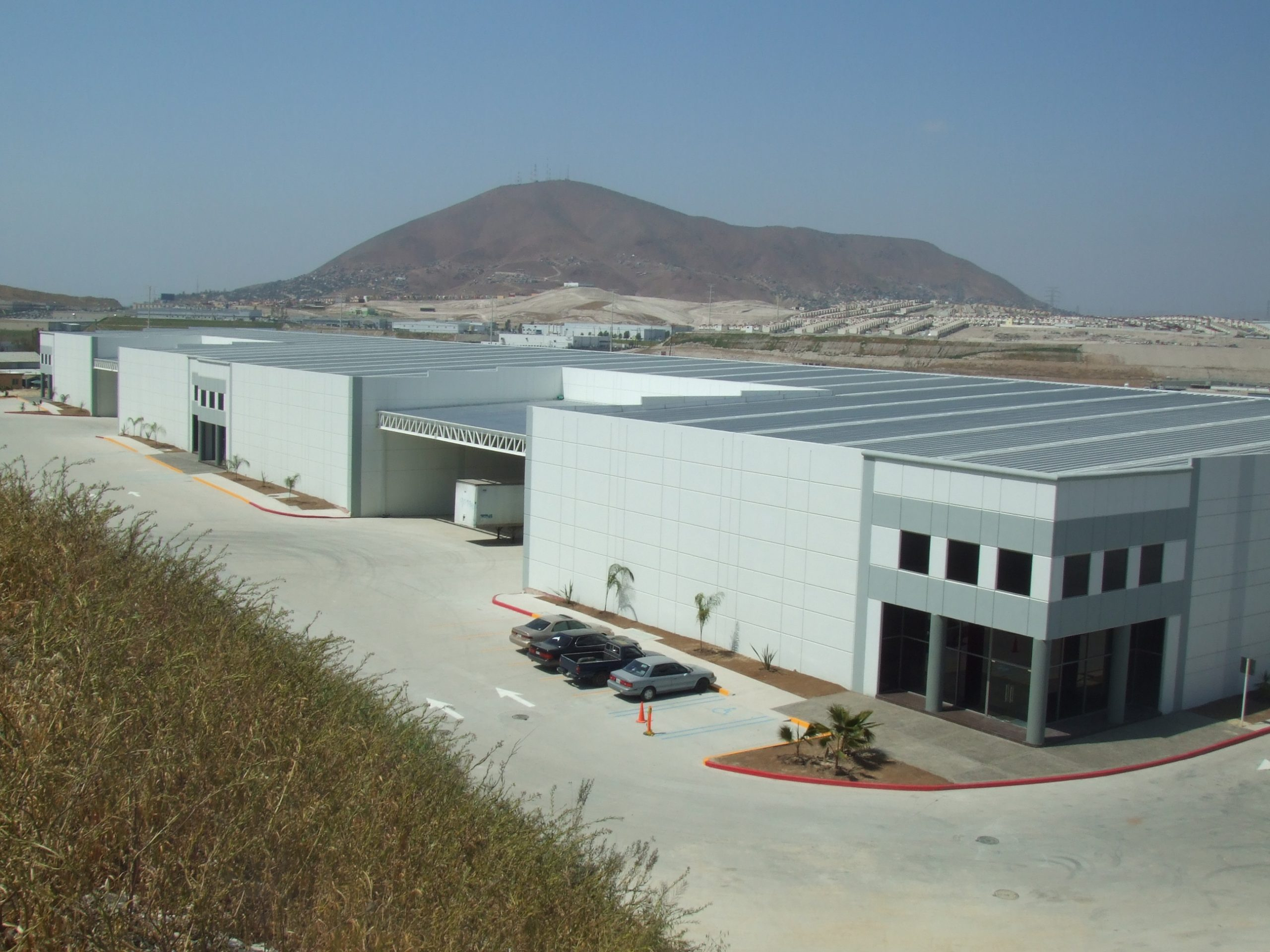 Parque Industrial Realito I